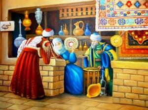 Bazar Árabe