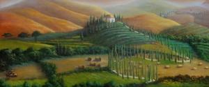 Paisagem Toscana