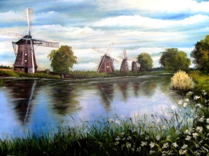 Paisagem Holandesa