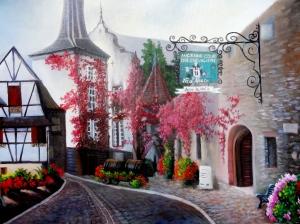 Museu do Vinho em Kientzheim